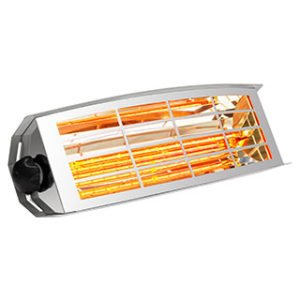 Infrared Ultra Low Glare Caribbean Ray Heater 1500w
